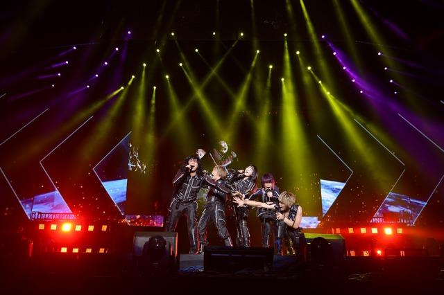 「BiliBili Macro Link -Star Phase×Anisong World Matsuri 2018」スチール