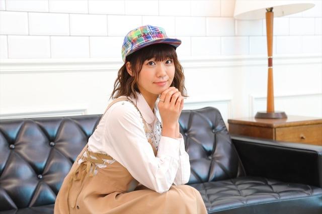 """「アニサマ2018 """"OK!""""」Aqoursインタビュー 斉藤朱夏さん"""