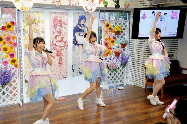 Run Girls, Run!「デビュー1周年アニバーサリーパーティー」