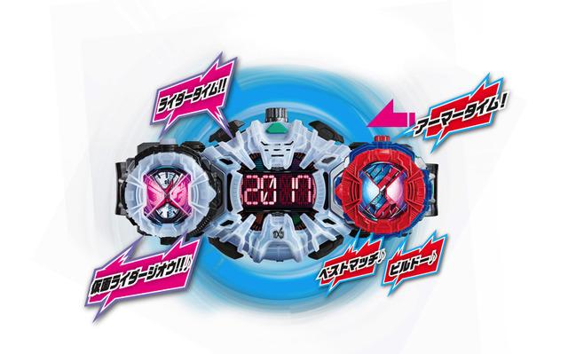 「変身ベルト DX ジクウドライバー」オープン価格 (C)2018 石森プロ・テレビ朝日・ADK・東映