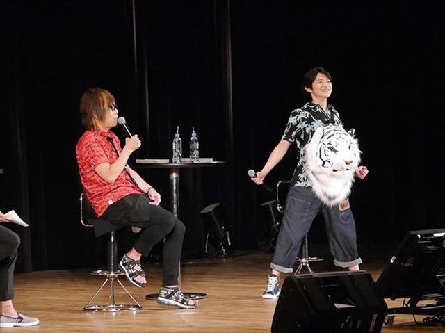 DVD「谷山紀章のお気楽さんぽ。in 山口」イベント谷山紀章、下野紘