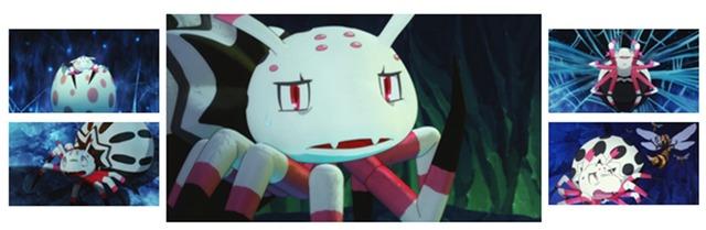 アニメ『蜘蛛ですが、なにか?』(C)馬場翁・輝竜司/KADOKAWA/「蜘蛛ですが、なにか?」製作委員会