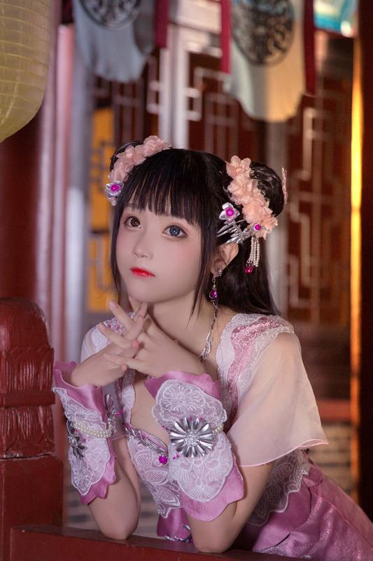 中国の新作3DCG WEBアニメ 「少年錦衣衛」九公主