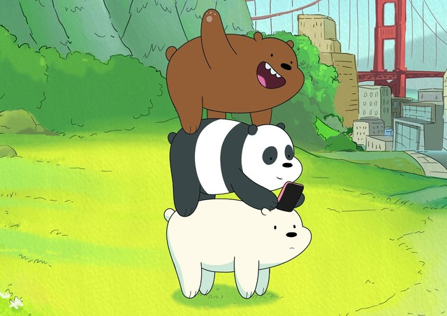 「ぼくらベアベアーズ」TM &(c)Cartoon Network.
