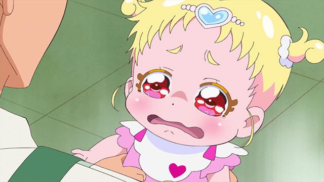 「『HUGっと!プリキュア』第27話先行場面カット」(C)ABC-A・東映アニメーション