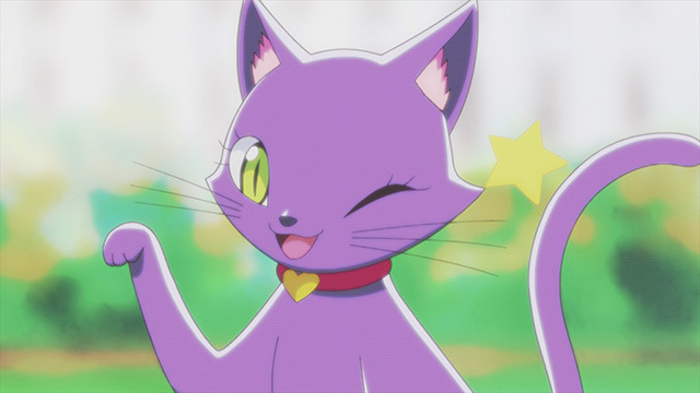 『HUGっと!プリキュア』第28話「あのコのハートをキャッチ フレフレ!もぐもぐ!」(C)ABC-A・東映アニメーション