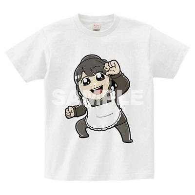 大川ぶくぶ先生イラストTシャツ  4,500円+税 (C)オフィス・デュオ
