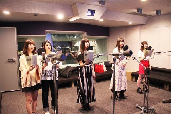 わーすた (C) T-ARTS / syn Sophia / テレビ東京 / PCH製作委員会