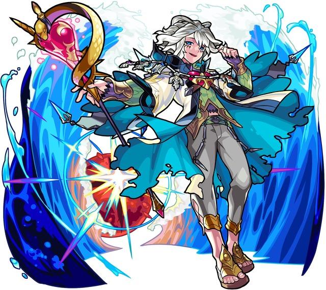 新限定キャラクター「モーセ」進化後