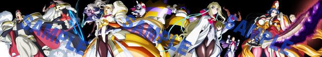 『境界線上のホライゾン』Blu-ray BOX <特装限定版> 特典ディスクジャケット (C)川上稔/アスキー・メディアワークス/境界線上のホライゾン製作委員会