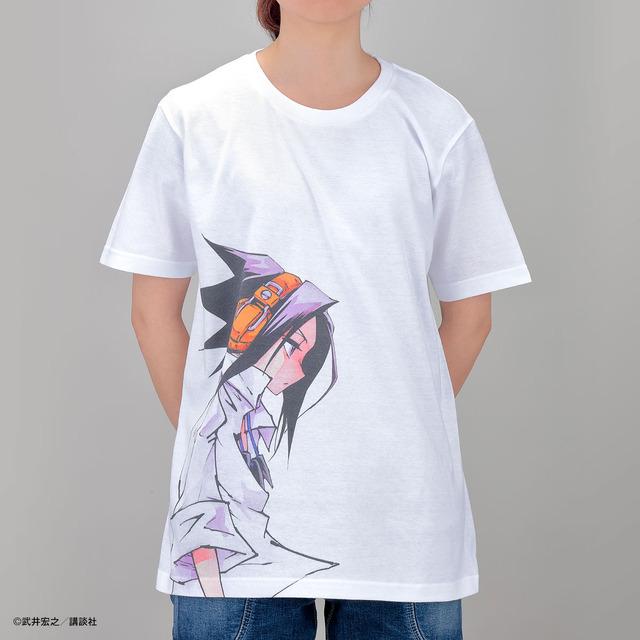 シャーマンキング 「シャーマンファイト イン トーキョー 2000」公式Tシャツ4800円(税込)(C)武井宏之/講談社