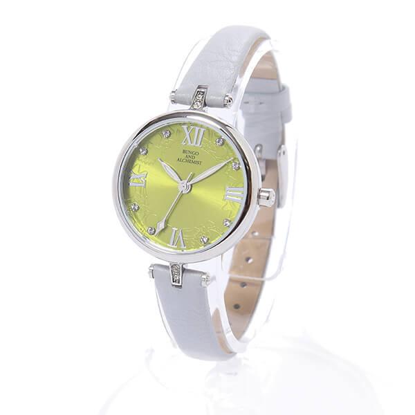 志賀直哉モデル 腕時計 12,800円(税別)(C)DMM GAMES
