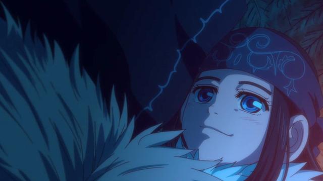 TVアニメ『ゴールデンカムイ』第2期PV場面カット(C)野田サトル/集英社・ゴールデンカムイ製作委員会