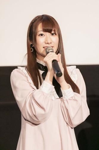 リムル役の岡咲美保/『転生したらスライムだった件』第1話・第2話先行上映会 オフィシャル写真