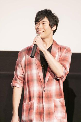 ベニマル役の古川慎/『転生したらスライムだった件』第1話・第2話先行上映会 オフィシャル写真