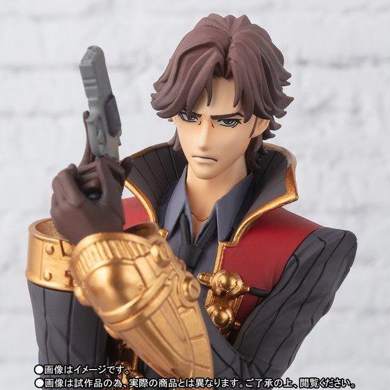 「フィギュアーツZERO ダグラス・ビリンガム」4,104円(税込)(C)SUNRISE/DD PARTNERS