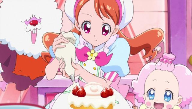 『キラキラ☆プリキュアアラモード』(C)ABC-A・東映アニメーション