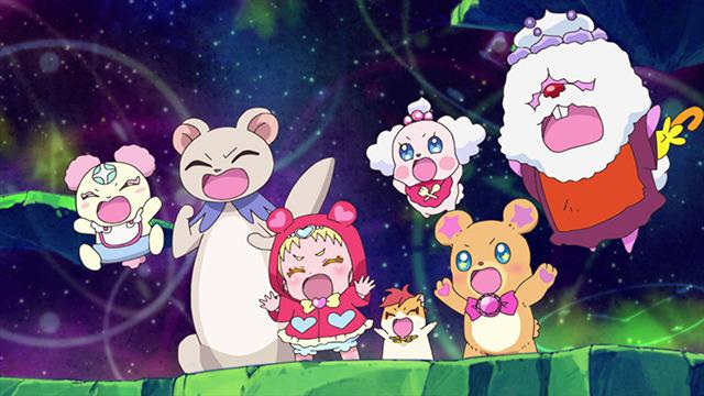 「『HUGっと!プリキュア』第37話 未来へ!プリキュア・オール・フォー・ユー!」(C)ABC-A・東映アニメーション