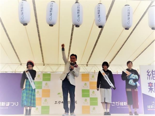 TVアニメ『ゾンビランドサガ』~ゾンビランドサガぶちあげキャンペーン~第2弾(C)ゾンビランドサガ製作委員会