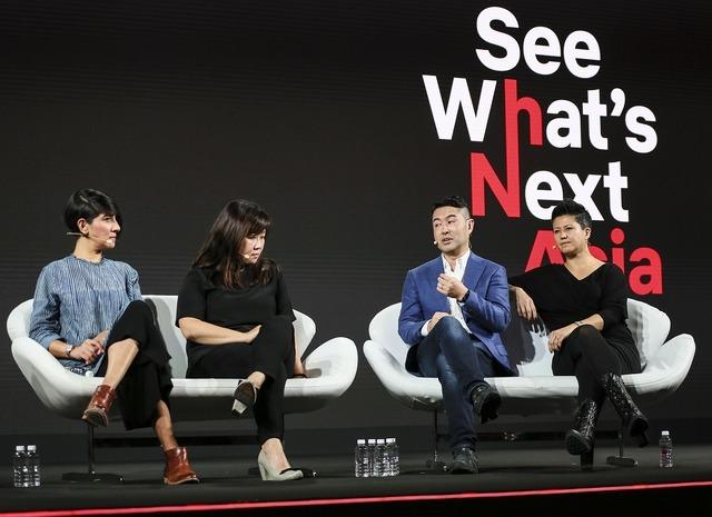 イベント「See What's Next: Asia」