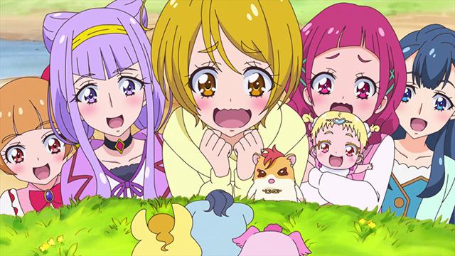 「『HUGっと!プリキュア』第34話先行場面カット」(C)ABC-A・東映アニメーション