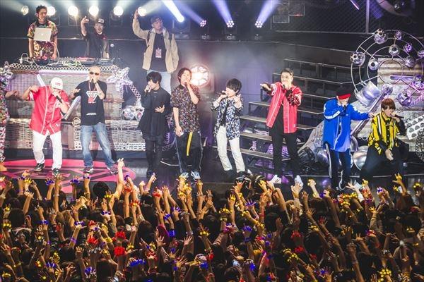 ヒプノシスマイク -Division Rap Battle- 3rd LIVE@オダイバ《韻踏闘技大會》撮影:粂井健太