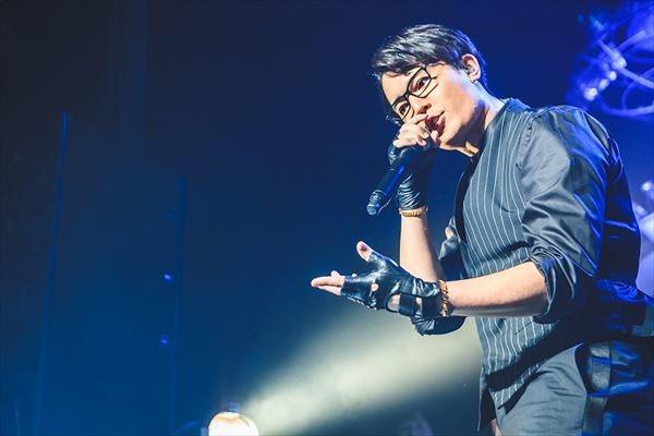 ヒプノシスマイク -Division Rap Battle- 3rd LIVE@オダイバ《韻踏闘技大會》駒田航 撮影:粂井健太