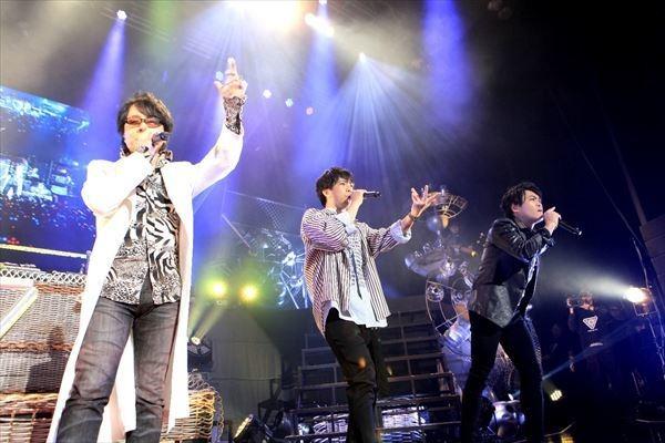 ヒプノシスマイク -Division Rap Battle- 3rd LIVE@オダイバ《韻踏闘技大會》麻天狼 撮影:粂井健太