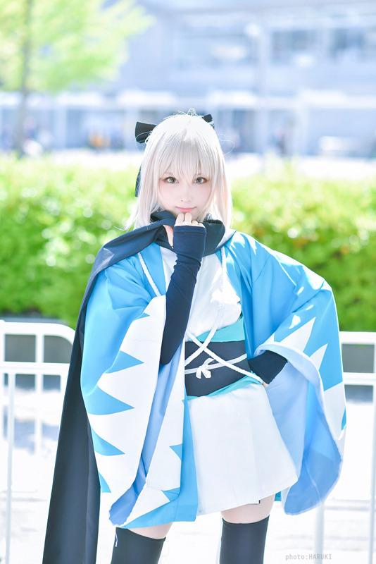 沖田総司『Fate/Grand Order』/画像提供:えい梨