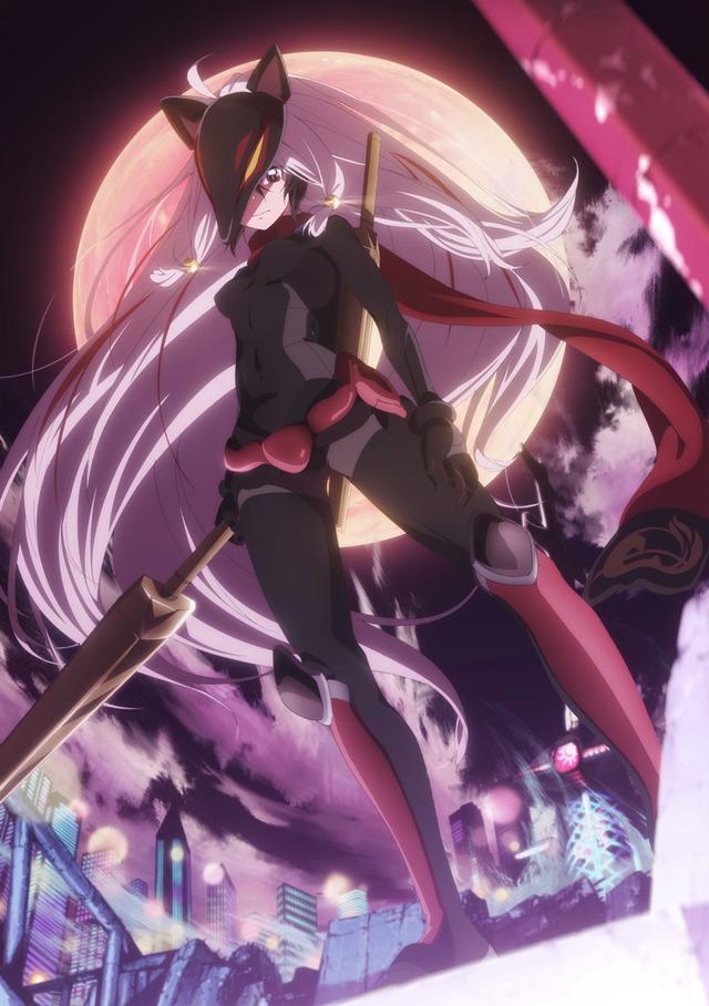 オリジナルアニメ『BLACK FOX』(C)PROJECT BLACKFOX