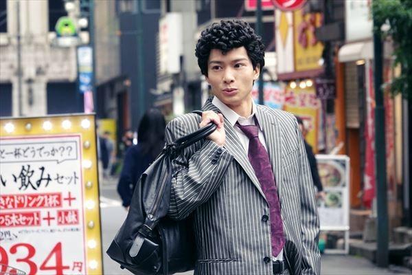 『新宿パンチ』(C)2018「新宿パンチ」製作委員会