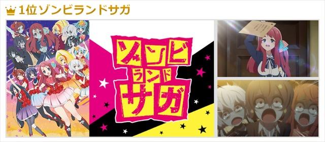 <今期で笑ったアニメ>1位:ゾンビランドサガ(C)ゾンビランドサガ製作委員会