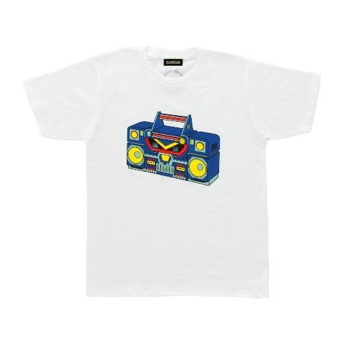 ロボット家電Tシャツ(ダイデンジン) 4,860円(税込)(C)東映
