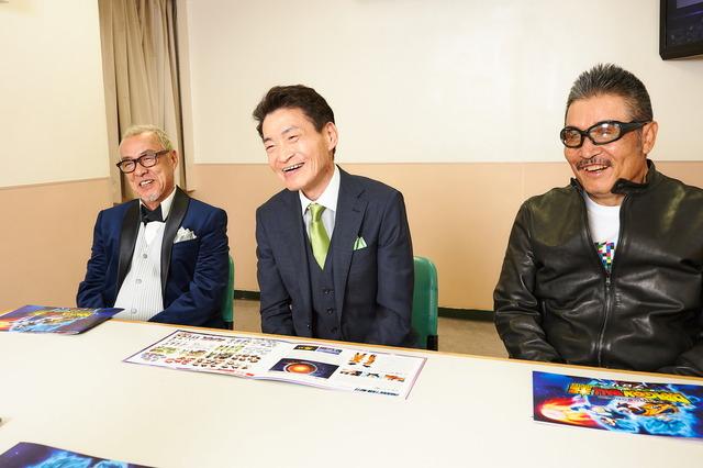 『ドラゴンボール超 ブロリー』中尾隆聖×島田敏×宝亀克寿インタビュー