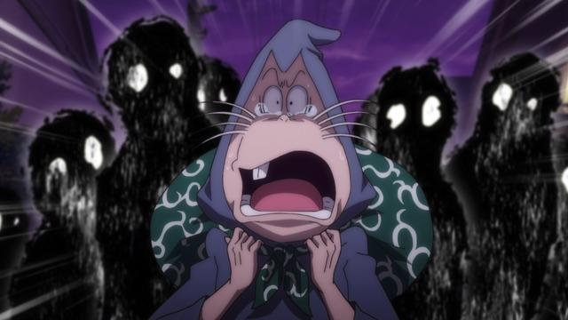 「『ゲゲゲの鬼太郎』第37話先行場面カット」(C)水木プロ・フジテレビ・東映アニメーション