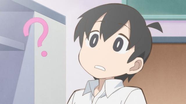 TVアニメ『上野さんは不器用』(C)tugeneko・白泉社/上野さんは不器用製作委員会