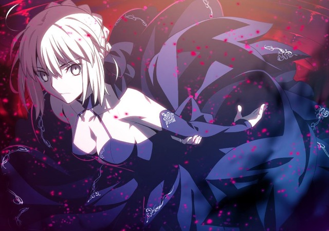 劇場版『「Fate/stay night [Heaven's Feel]」II.lost butterfly』1週目来場者特典絵柄(C)TYPE-MOON・ufotable・FSNPC