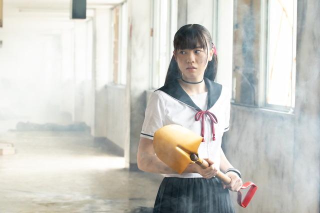 『がっこうぐらし!』(C)2019映画『がっこうぐらし!』製作委員会