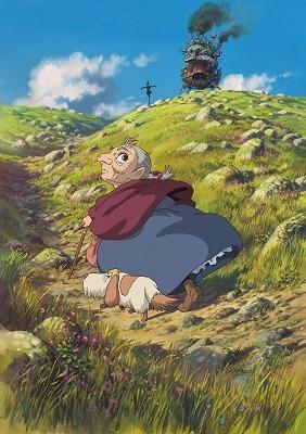 ハウルの動く城(2004)(C) 2004 二馬力・GNDDDT 宮崎駿監督が一番苦しんだ作品と話す