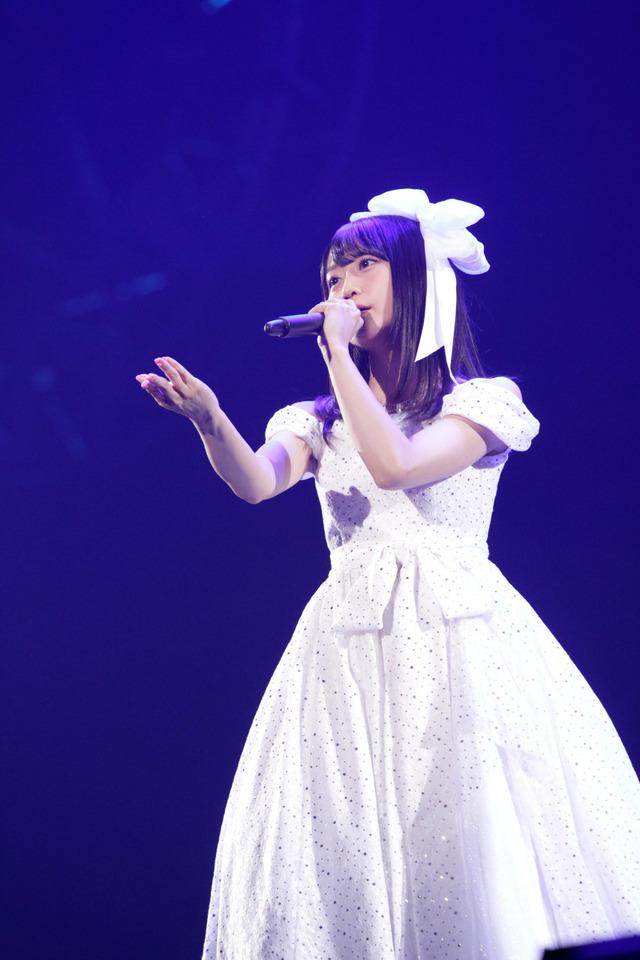 小倉唯(C)ANIMAX MUSIX 2019 OSAKA