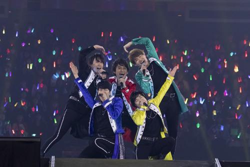 「あんさんぶるスターズ! Starry Stage 2nd ~in 日本武道館~」流星隊スチール(C)2018 Happy Elements K.K/あんスタ!スタステ製作委員会