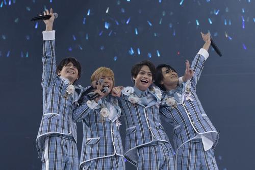 「あんさんぶるスターズ! Starry Stage 2nd ~in 日本武道館~」Ra*bitsスチール(C)2018 Happy Elements K.K/あんスタ!スタステ製作委員会