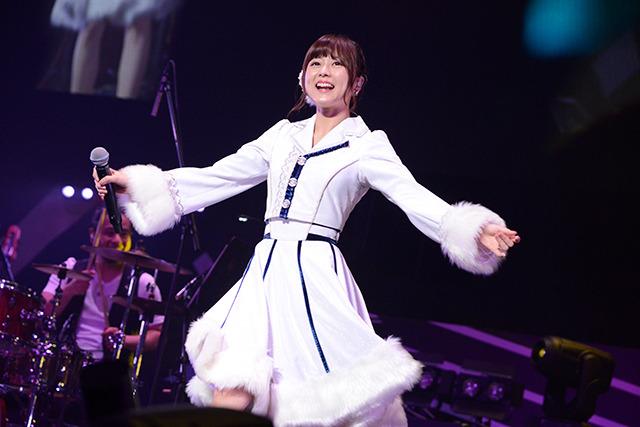 """「リスアニ!LIVE 2019」1月26日""""SATURDAY STAGE""""水瀬いのり"""