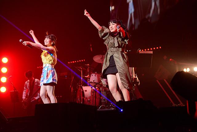 """「リスアニ!LIVE 2019」1月27日""""SUNDAY STAGE""""JUNNA & 鈴木みのり"""