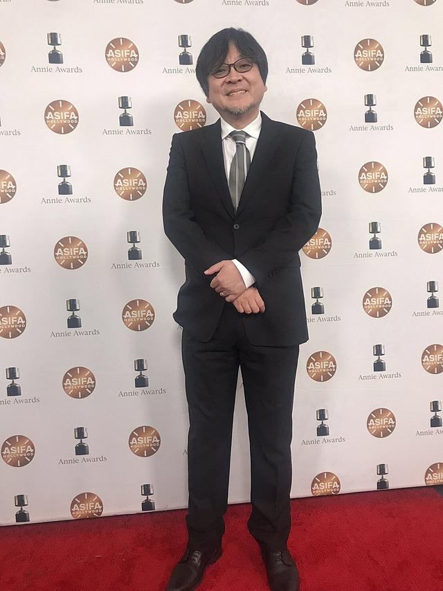 『未来のミライ』細田守監督(C)2018 スタジオ地図
