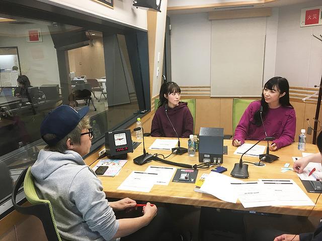 『ロンドンブーツ1号2号 田村淳のNewsCLUB』逢田梨香子&小林愛香出演回