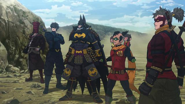 『ニンジャバットマン BATMAN NINJA』Batman and all related characters and elements are trademarks of and (C) DC Comics. (C)Warner Bros. Japan LLC