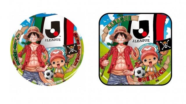 (左)缶バッジ:(予定価格)500円+税(右)ミニタオル:(予定価格)1,000円+税
