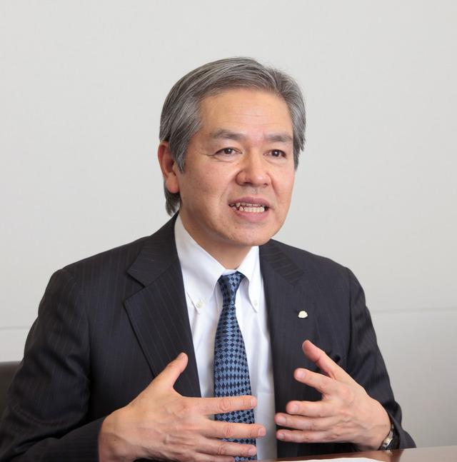 株式会社バンダイナムコホールディングス代表取締役社長・田口三昭
