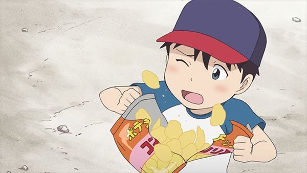 『チャックシメゾウ』(C)日本アニメーション/文化庁 あにめたまご2019